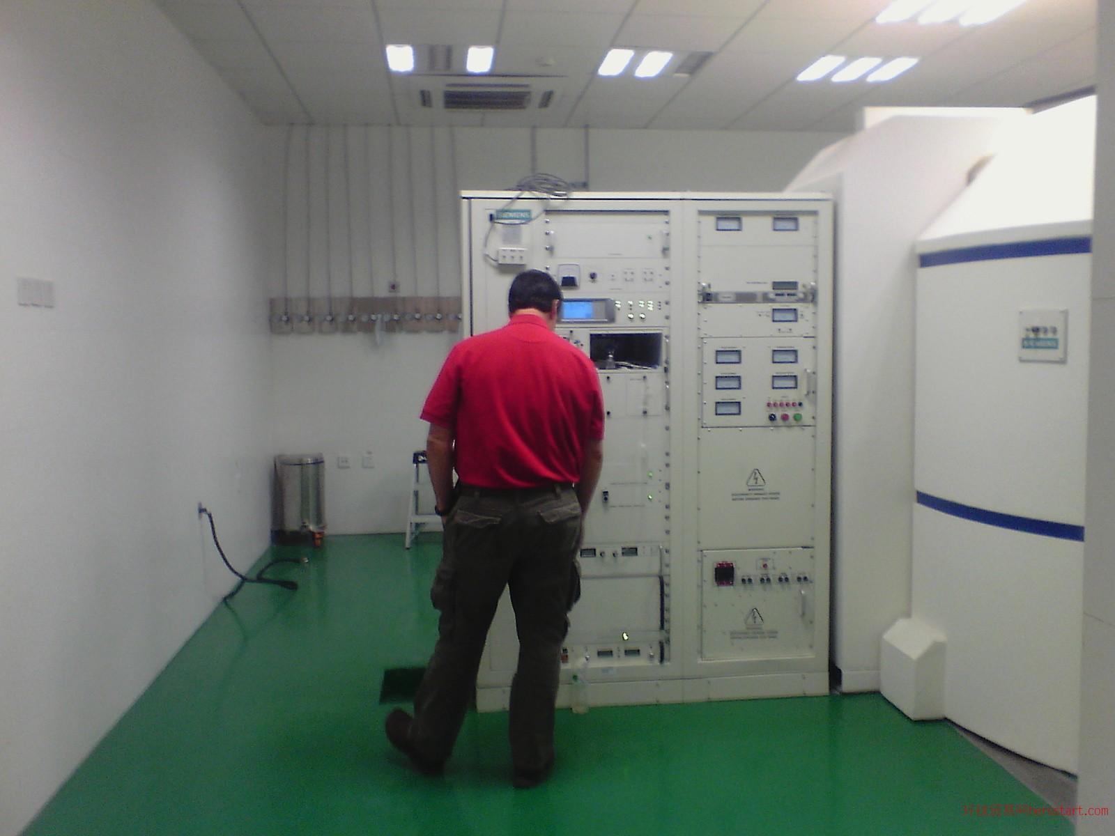 医院PET-CT回旋加速器专业气体管道