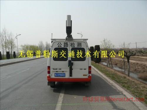 车载式线激光路面车辙仪