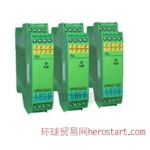 热电阻、热电偶安全栅(温度变送器)WP6073-EX