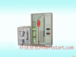 定碳定硫分析仪DFY-12