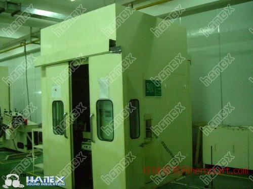 流水线静音房,静声室-杭州专业流水线静音房生产厂家