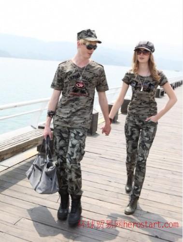 户外野战服 个性迷彩服 户外运动迷彩裤 户外休闲迷彩套装 军迷工作服 迷彩服定做