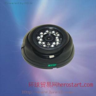 红外海螺半球 摄像机 防水夜视高清 安防监控摄像头 监控设备