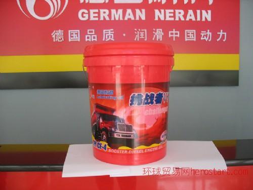 耐润挑战者V6柴油机油 CF-4