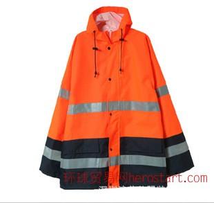 惠州服装厂反光安全服 加厚环卫服 道路交通安全服 长袖环卫服