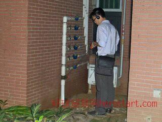 自来水管漏水检测