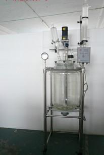 S212-50(50L)双层玻璃反应釜