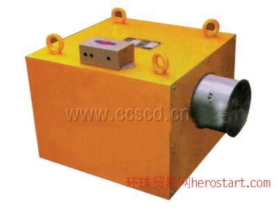 昌盛RCDA风冷电磁除铁器,散热快的除铁器