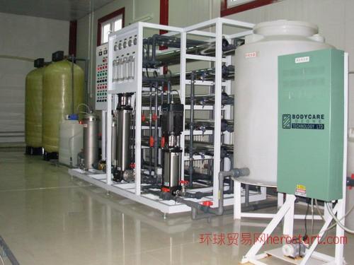 新纯净水设备,反渗透纯净水设备