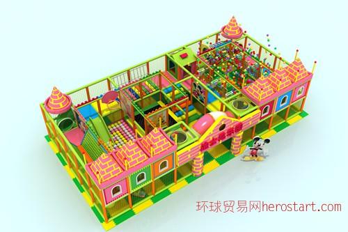 专业打造淘气堡系列/塑料玩具