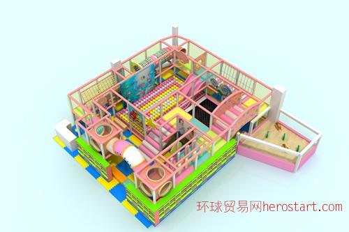 儿童游乐设备,淘气堡定做推荐厂家-妙妙乐游乐设备
