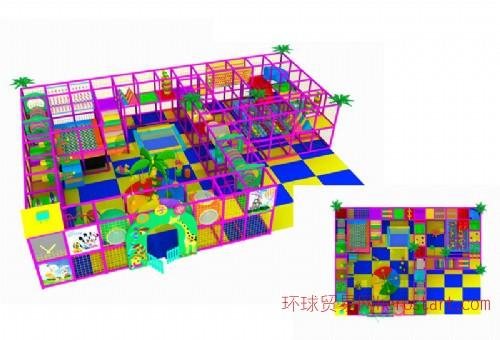 软体攀岩、儿童淘气堡、游乐设备、爱乐游乐