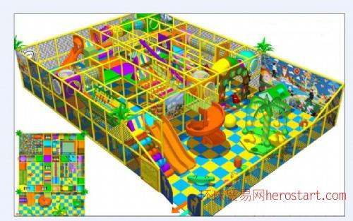 儿童主题公园/游乐设备/淘气堡