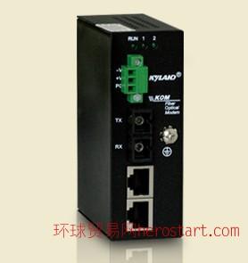 东土KOM300F工业级光纤收发器