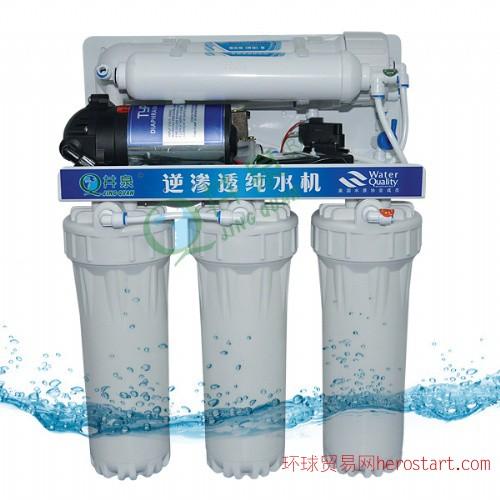 十大品牌净水器井泉净水器代理