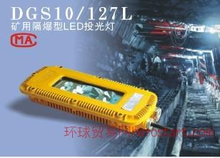 DGS10/127L矿用隔爆型LED投光灯