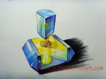 香水瓶酒瓶用玻璃uv无影胶水