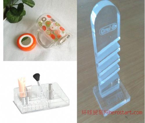 塑料亚克力粘接用uv胶水无影胶水