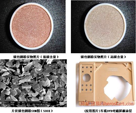 导电银包铜粉,银铜粉,导电粉,银铜粉