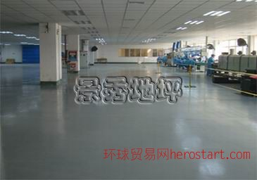 广东佛山 环氧树脂自流平型地坪
