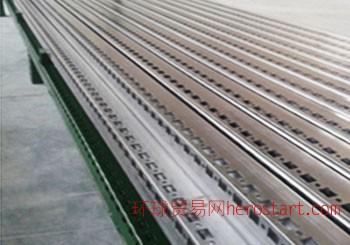 专业生产销售镀锌九折型材,供应镀锌九折型材