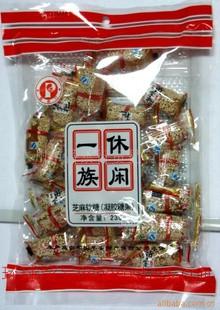 年货食品-大富礼-300g芝麻软糖