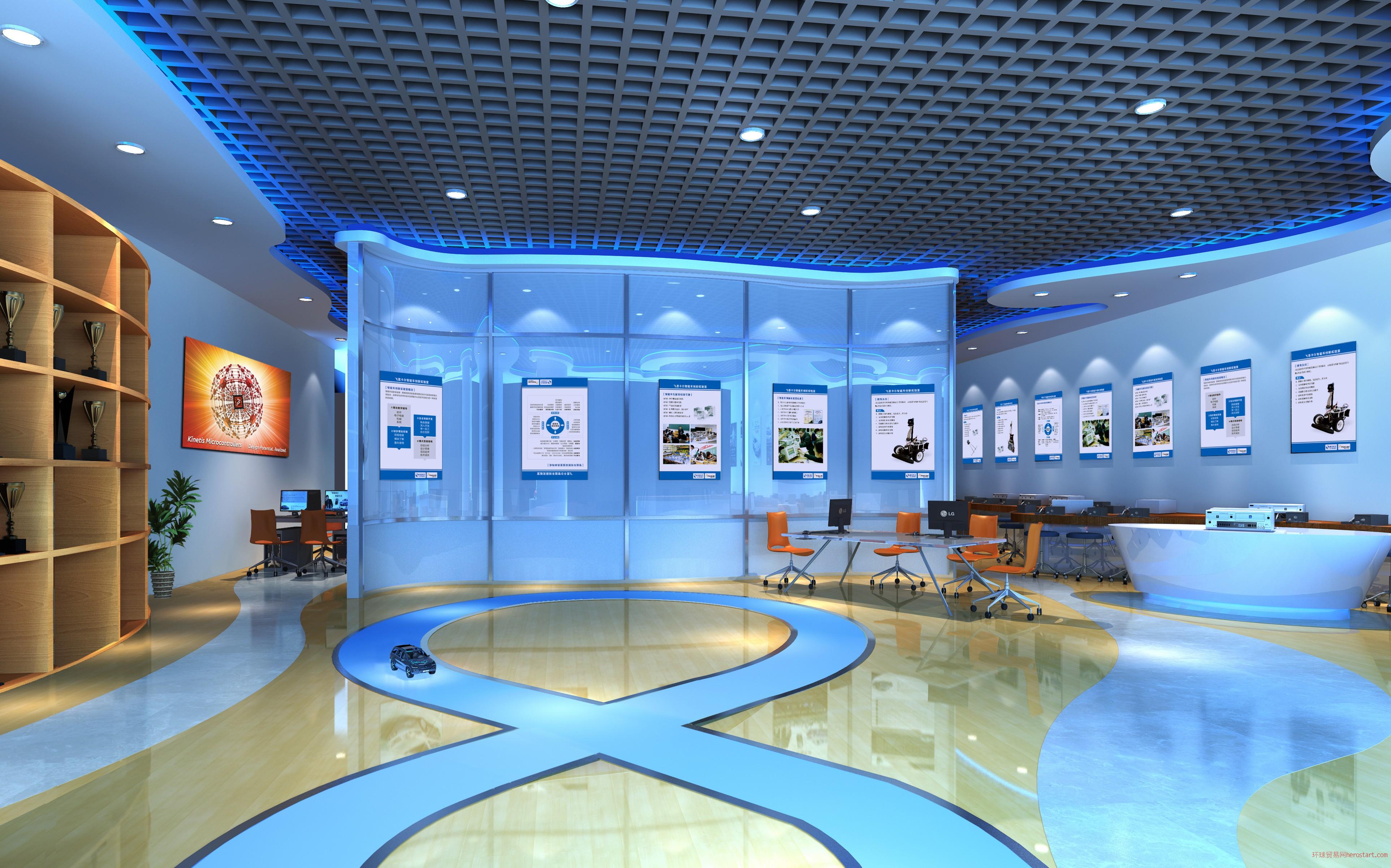 创客空间建设与内容提供商蓝宙电子