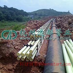 mpp单壁波纹管规格齐全质量保障价格合理|杭州通都管业