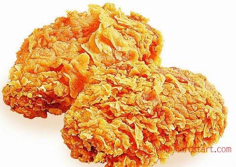 美式炸鸡裹粉