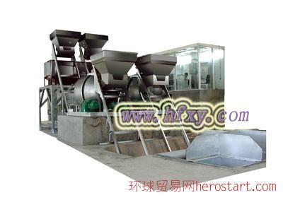 安徽信远30吨BB肥生产线