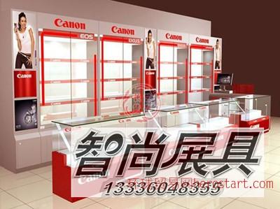 杭州展柜台定做 杭州精品柜订做 杭州商场木展柜