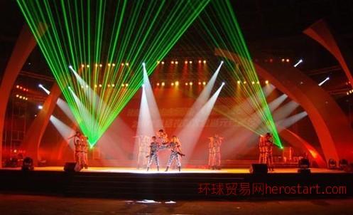 杭州灯光出租公司 杭州等离子租赁
