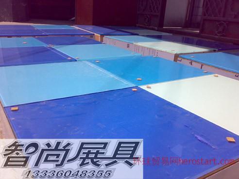杭州折叠舞台 杭州舞台设计 酒店拉网舞台
