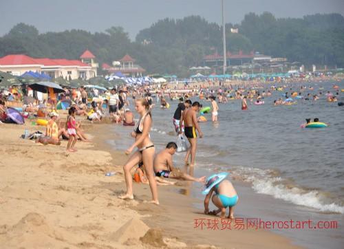 暑假到山东日照旅游 石家庄到日照旅游 日照火车团 日照海滨休