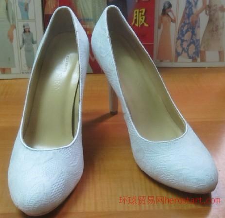 外贸高跟鞋批发,欧美女鞋批发,时尚女鞋批发,来样订做厂家