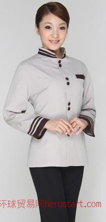 昆明订做保洁服,云南保洁服生产厂家,客房保洁服装