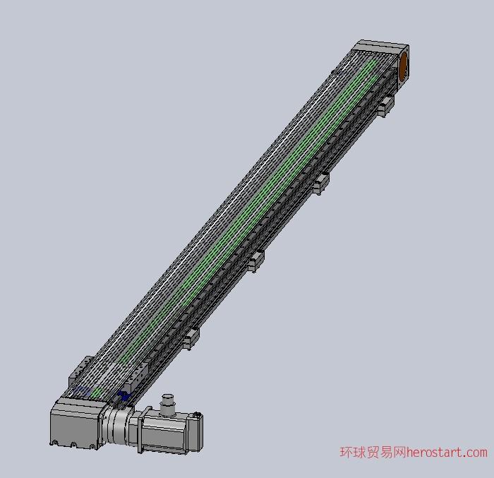 单轴直线运动模组