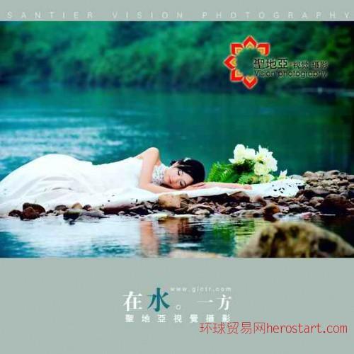 桂林旅游婚纱摄影桂林婚纱影楼五月狂欢价婚纱照定就送