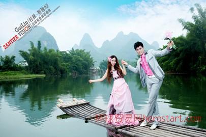 桂林婚纱影楼旅游婚纱摄影五月狂想