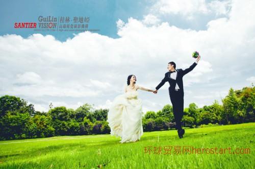 桂林婚纱摄影全城总动员倾情回顾优惠活动圣地亚国际婚纱真情大放