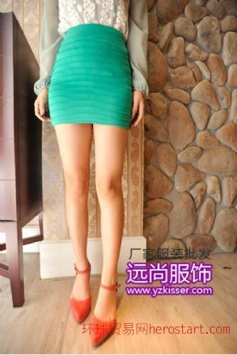 全国便宜时尚的冰丝棉批发便宜的包臀裙批发