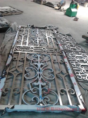 不锈钢屏风、不锈钢画框、不锈钢道具