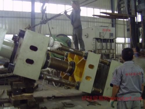 济南高难度设备搬运公司