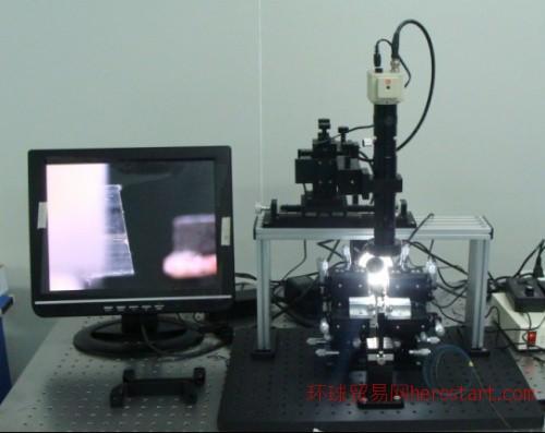 骏河精机PLC光分路器调芯耦合系统