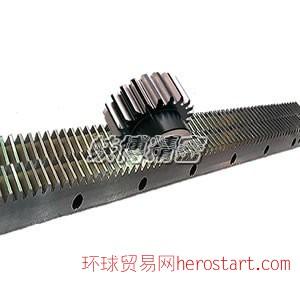 台湾YYC齿条_JIS2级精密齿条_加工研磨斜齒輪