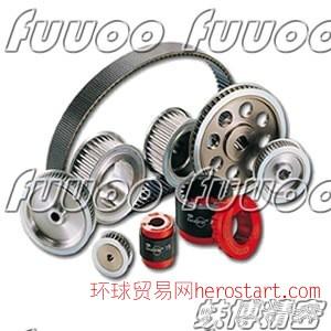 台湾原产低噪音同步皮带 HTD5M
