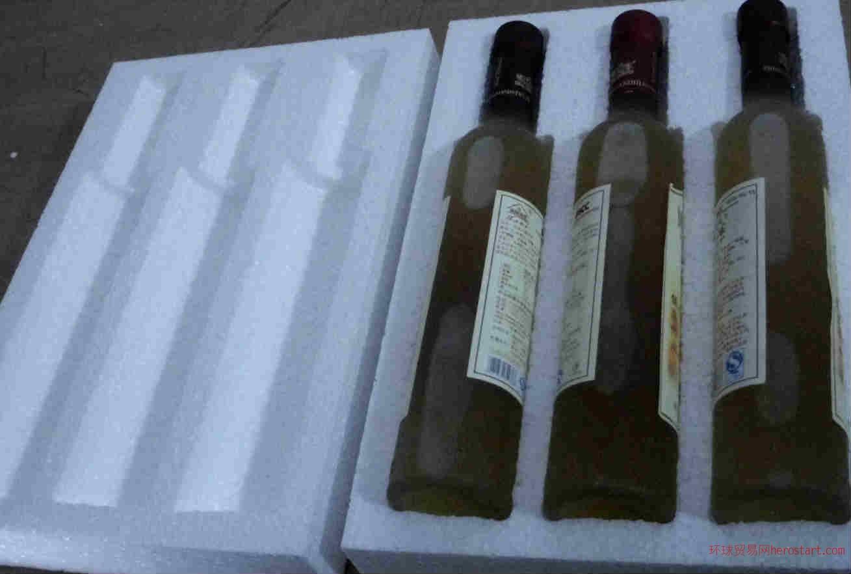 南通泡沫饮料酒品包装免模设计加工