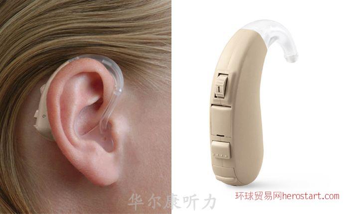 深圳福田助听器,耳背式助听器
