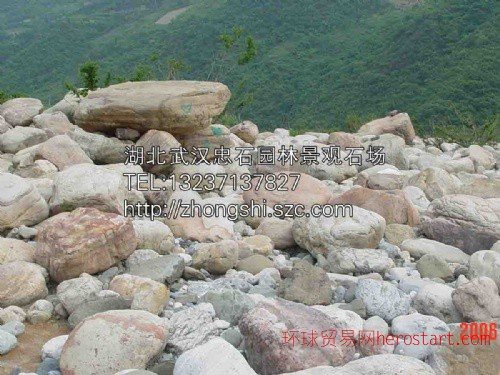 湖北武汉做假山_武汉假山石鹅卵石·雨花石