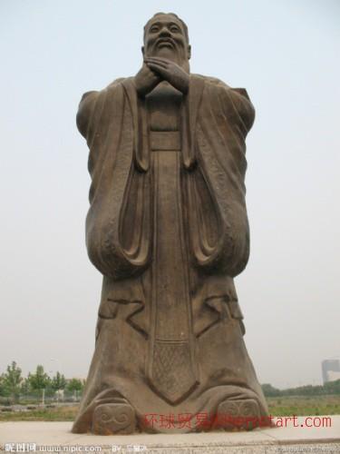 孔子像伟人像雷锋像等古代人物现代人物雕塑